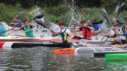 Langley Senior School Sixth Former, Tim Dowden of the Langley Kayaking Academy, was selected for the