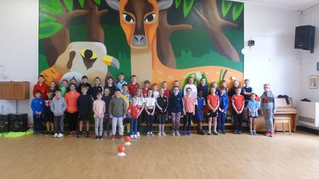 Woodland View Junior School has raised over £500 for the British Heart Foundation through playing Ul