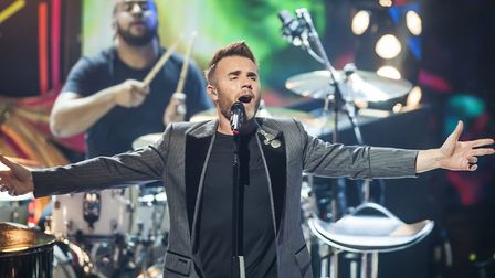 Gary Barlow of Take That Photo: PA Archive/PA Images