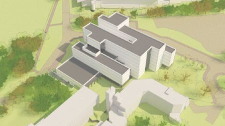 The University of East Anglia (UEA) has approved plans for a new £65m teaching building along with r