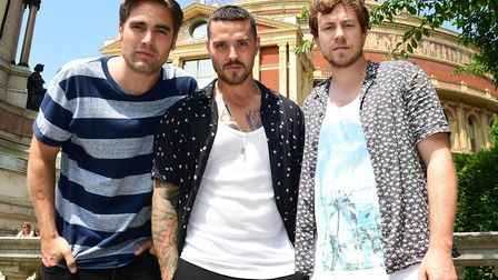 Busted will be performing in Norwich. Photo: PA Archive/PA Images