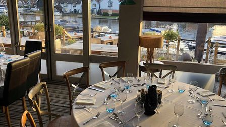 Hotel Wroxham will be participating in restaurant week. Photo: Courtesy of the Broads Authority