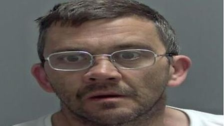 Jamie Howard, who was jailed on Friday Picture: Cambridgeshire police