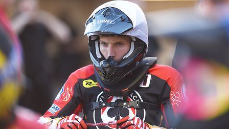 Craig Cook has signed for King's Lynn Stars. Picture: Ian Burt