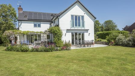Mulberry House is currently on the market with Warners for £875,000. Picture: Warners