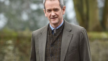 Alexander Armstrong is coming to Norfolk on tour.Byline: Sonya Duncan.