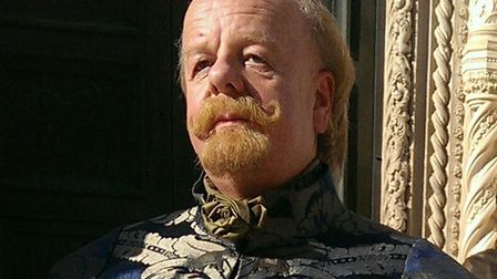Roger Ashton Griffiths, who graduated from the University of East Anglia with a creative writing PhD