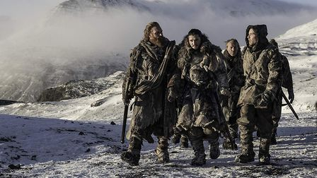 Game of Thrones, The North beyond The Wall (Vatnajokull National Park). Picture: HBO/IMDB