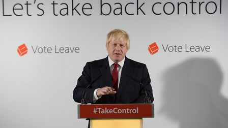 Boris Johnson is currently facing court over accusations that he lied during the EU referendum campa