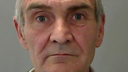 Charles Adcock, who has been convicted of rape. Pic: Norfolk police.