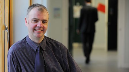 Des Reynolds, former chief executive of the Engage Trust. Picture: ARCHANT