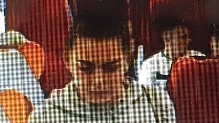 Police are would like to talk this woman. Picture: BritishTransport Police