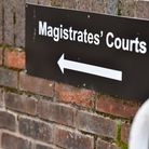 Eric Neale appeared at Great Yarmouth Magistrates Court. Picture: Jamie Honeywood