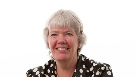 Dr Diane Crann has been made a Member of the British Empire for services to engineering. Photo: Paul