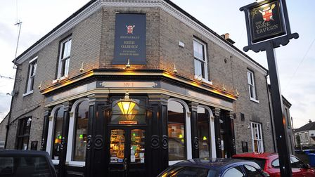 The York Tavern on Leicester Street in Norwich is set to open. Picture: James Bass