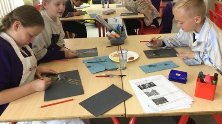 Year 5 at Northfield St Nicholas Primary Academy enjoyed their enrichment days. They spent the day l