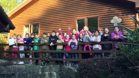 Hethersett Old Hall School's Years 3 - 6 children had an action-packed residential trip at the Hillt