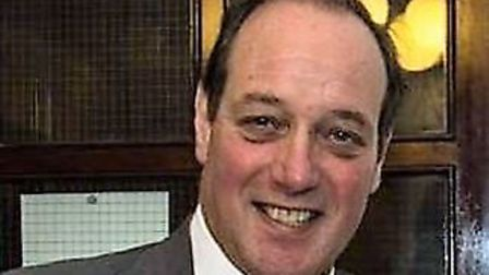 Andrew Jamieson, Norfolk County Council cabinet member for finance Pic: Norfolk Conservatives.
