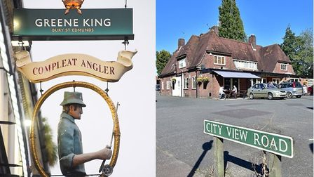 The Compleat Angler in Norwich and the Whiffler in Hellesdon are both set for major refurbishments.