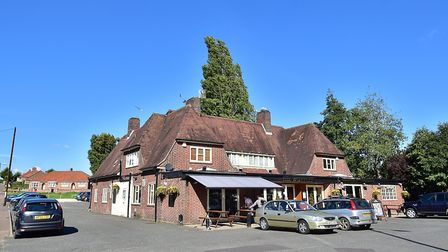 The Whiffler pub in Hellesdon, which will undergo a £1m expansion next year. Picture: ANTONY KELLY