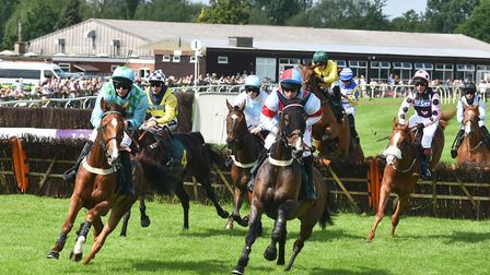 It's Ladies Day at Fakenham Races this weekend Picture: Archant