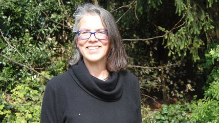 Clare Buxton is the new Aylsham Show president. Picture: supplied by Lee Todd