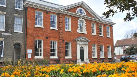 Churchman House in Norwich, which is poised to become a pioneering wellbeing hub. Picture by SIMON F