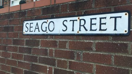 A mountain bike was stolen from one home in Seago Street and an attempt was made to break into a she
