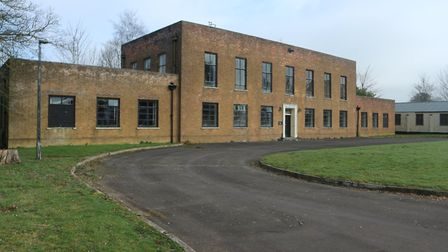 The West Raynham Business Park, which is being auctioned off. Picture: COURTESY OF AUCTION HOUSE EAS