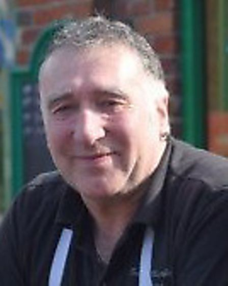 David Smith, who's worked as a butcher since being a 'Satuday boy'. Pic: Archant
