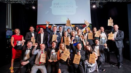 The Eat Norfolk food awards is just one way we try to support the important sector