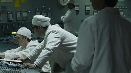 Interest in trips to Chernobyl have surged following the TV series (pictured). Picture: HBO/Sky Atla
