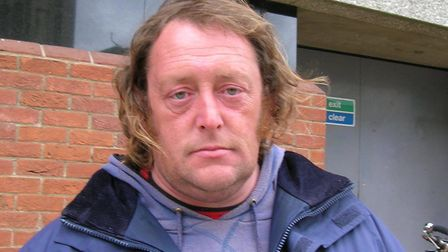 Norwich Big Issue seller Simon Thorndike died on October 2, 2018. Picture: Archant