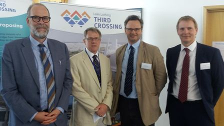 The Lake Lothing Third Crossing project hosted a successful suppliers event at the OrbisEnergy Centr