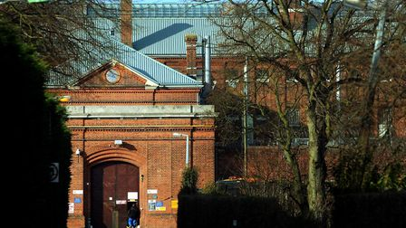 Kenneth Martin bled to death from a self-inflicted wound at Norwich Prison. Photo: Bill Smith