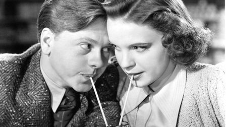 Judy Garland and Mickey Rooney in Babes in Arms (1939). Picture: Metro-Goldwyn-Mayer/IMDB