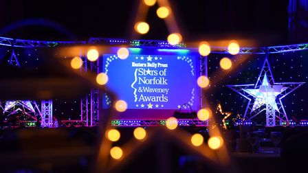 The Stars of Norfolk and Waveney Awards. Picture: DENISE BRADLEY