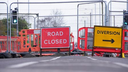 Nine weeks of roadworks are to be carried out on Plumstead Road in Thorpe EndPHOTO BY SIMON FINLAY