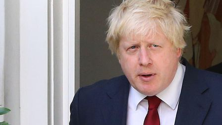 Boris Johnson is one of 13 leadership candidates currently in the race to replace Theresa May. Pictu