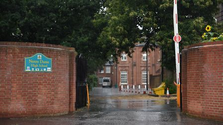 Notre Dame High School in Norwich is among the most popular secondary schools in Norfolk. Picture: D