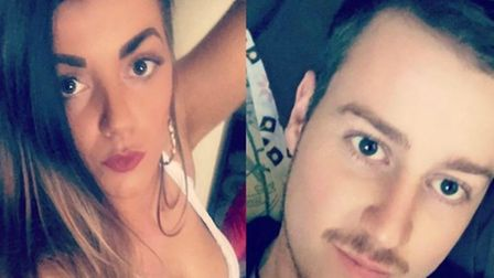 Zoe Rushmer (left) and Michael Rushmer (right). Picture Facebook.