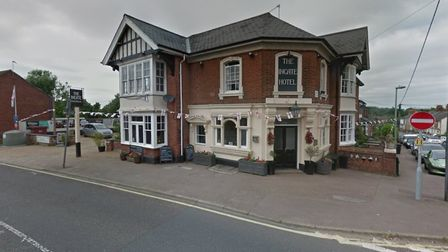 The Ingate Freehouse in Beccles. Photo: Google Maps