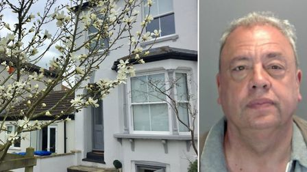 William Poindexter left a Norwich family £1,000 out-of-pocket after staying at their guest houses an