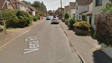 Emergency services were called to a fire at a home on Vera Road, Hellesdon, on Friday morning. Photo