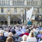 The Tempest at Norwich Cathedral in 2018 Credit: Jack Offord