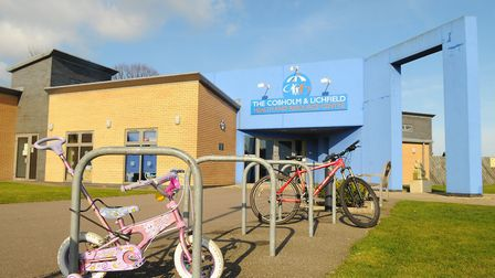 The Cobholm and Lichfield Health and Resource Centre in Pasteur Road, Great Yarmouth, where Cobholm