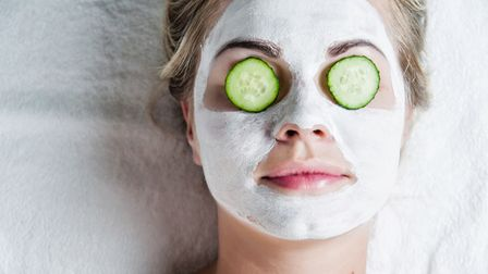 Cucumber - so bad that women would rather put it on their eyes than in their mouth
