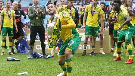 Emi Buendia has signed a new contract with Norwich City after a key role in the club's title success