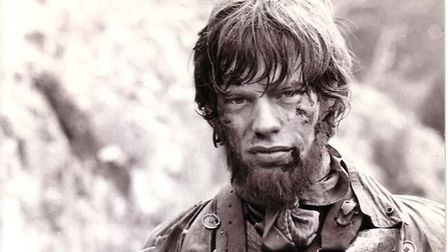 Mick Jagger as the eponymous outback outlaw Ned Kelly in the action-packed bio-pic Photo: United Art
