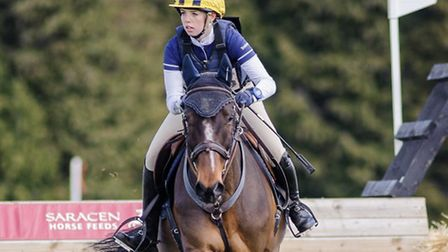 Alice Casburn has been selected to represent Great Britian at the 2019 Junior European Eventing Cham